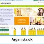 Argan olie