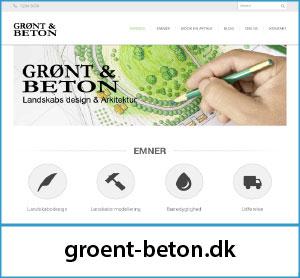 Grønt og Beton