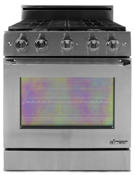 36 Gas Rangetop Dacor Range Reviews Inch Stove Canada