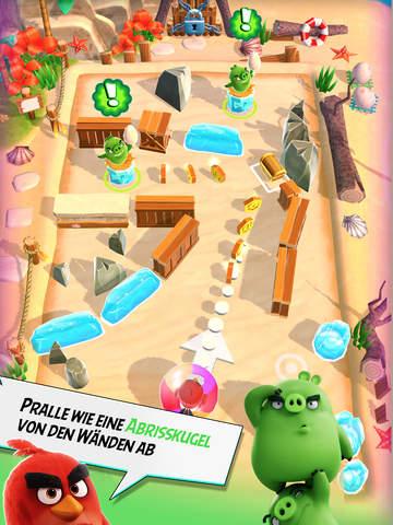 Angry Birds Action! Screenshot