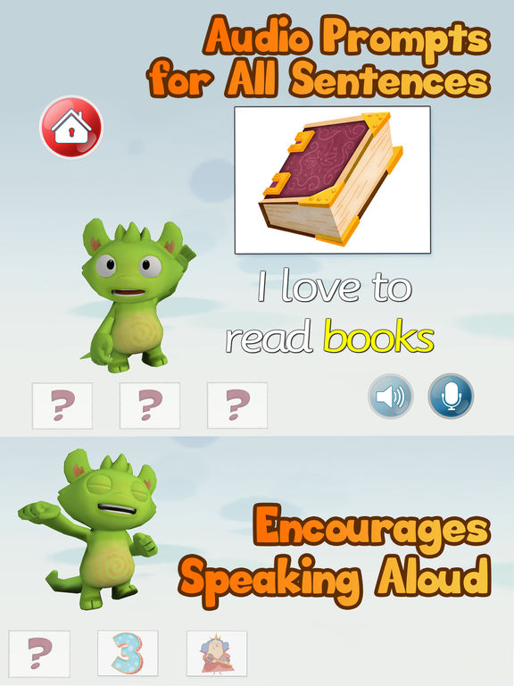 Featured App: Read with Phonzy by MeowTek