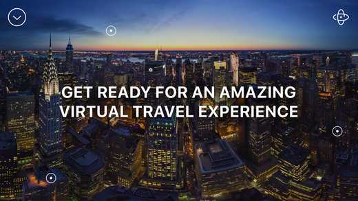AirPano City Book – 360º Virtual Travel Screenshot