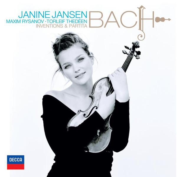 Janine Jansen plays Bach