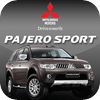 Pajero Sport e-Catalog artwork