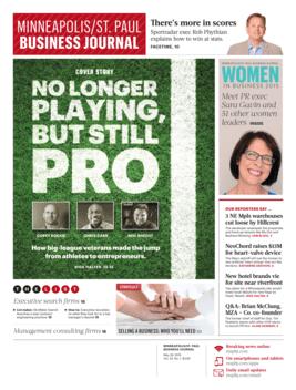 Minneapolis / St. Paul Business Journal【商業APP玩免費】-APP點子