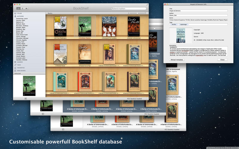 BookReader for Mac 5.12 激活版 - 最精美的电子书阅读器
