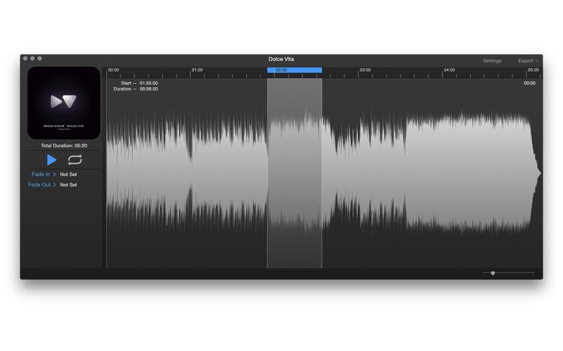 i39 1.6 Mac 破解版 简单易用的铃声和提示音创建工具-麦氪派(WaitsUn.com | 爱情守望者)