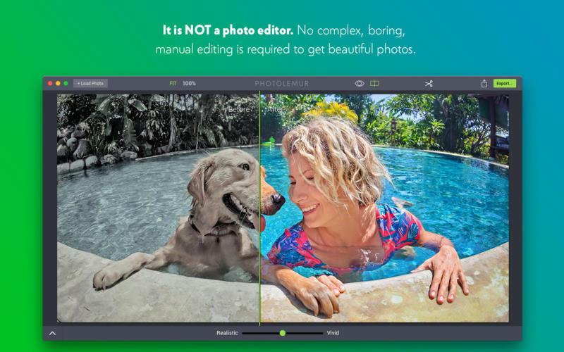 Photolemur for Mac 2.3.0 破解版 - 照片增强工具