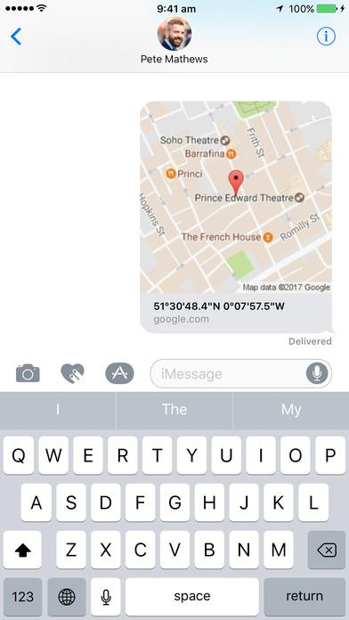 Google Maps - Navigation & Transport Screenshot