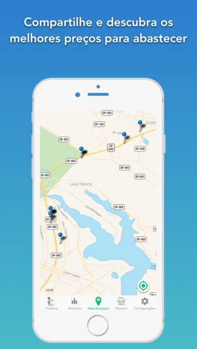 Screenshot do app Fyuel