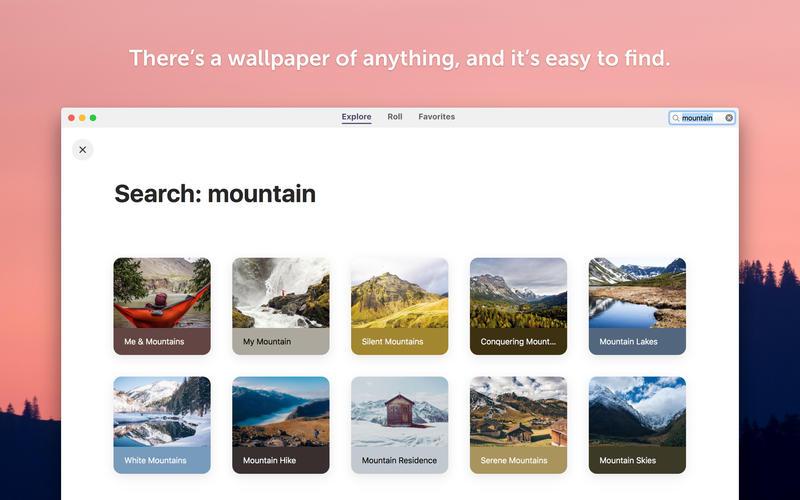 Wallpaper Wizard 2.1.5 Mac 破解版 - 壁纸巫师
