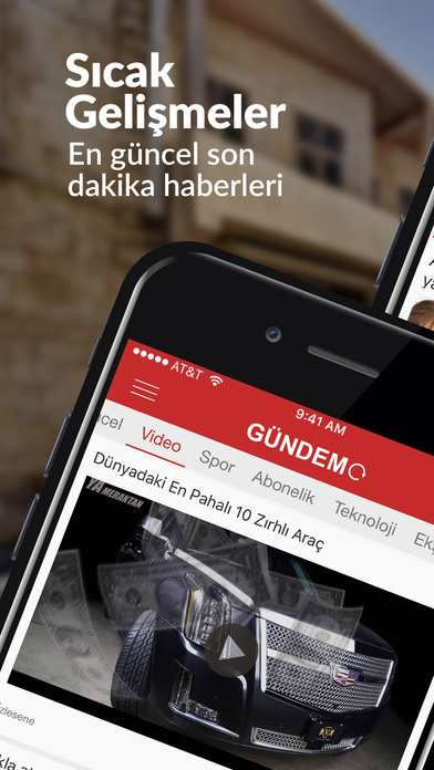 GÜNDEM: Son Dakika Haberler Screenshot