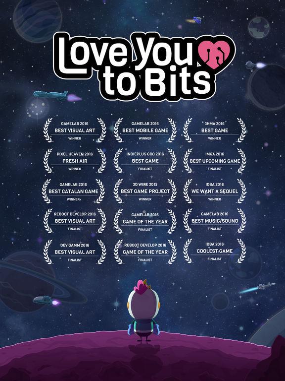 Love You To Bits Screenshot