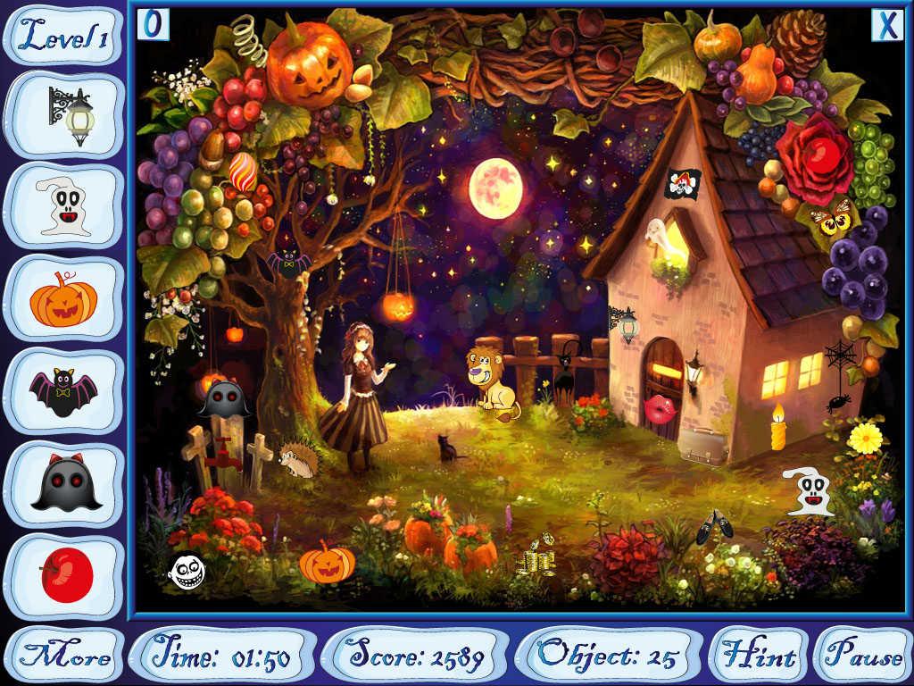 App Shopper Halloween Hidden Object Game Games