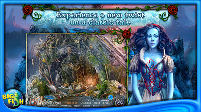 Living Legends Frozen Beauty HD Is A Fantasy Game Of