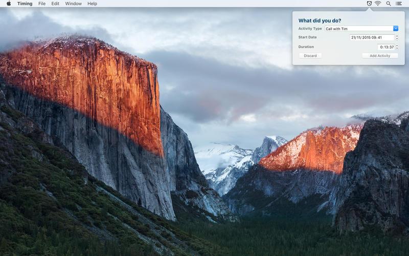 Timing for Mac 1.8 激活版 – 时间跟踪统计工具-麦氪派(WaitsUn.com   爱情守望者)
