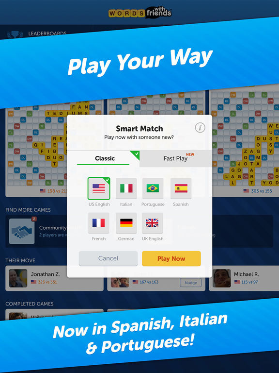 New Words With Friends App - FREE Download Now | New Words ...