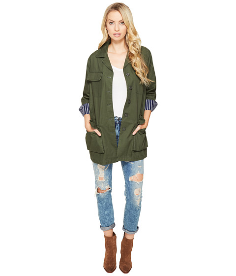 BB Dakota Kierson Army Jacket