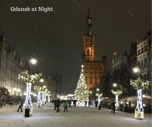Gdansk at Night