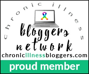Member of the Chronic Illness Bloggers Network