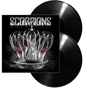 Scorpions - Return to forever -vinyl