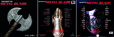 the best of metal blade small