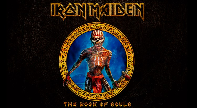 Iron Maiden -The Book of souls