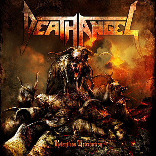 10 - Death Angel -Relentless Retribution