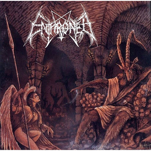 21 - Enthroned - Towards The Skullthrone Of Satan