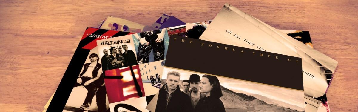 Ranking de los albumes de U2, del peor al mejor.