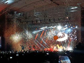 Helloween Pumpkins united Bogota5