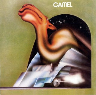 Camel album cover