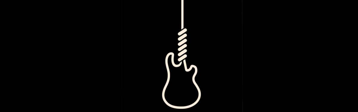5 canciones de Rock/Metal sobre depresión y suicidio