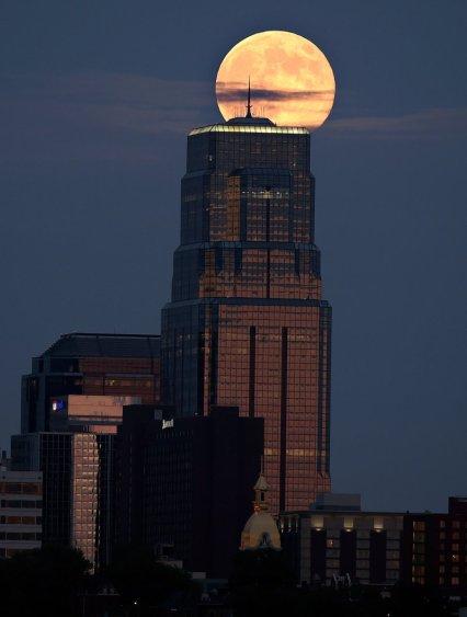 John Sleeze/The Kansas City Star/AP