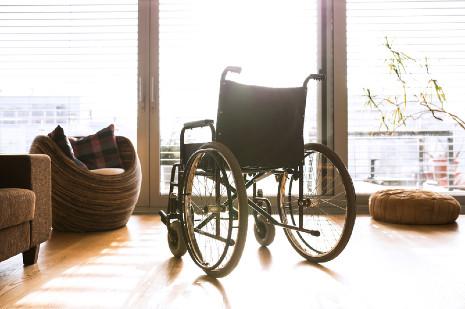 WheelchairInHome