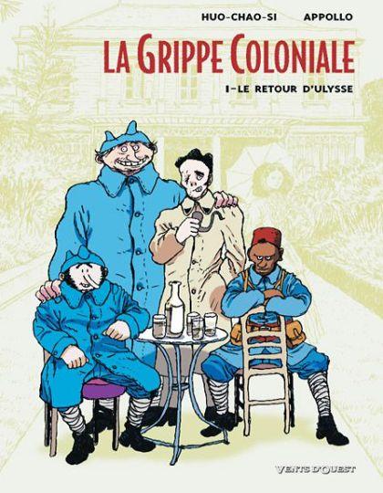La Grippe coloniale  tome 1 & tome 2