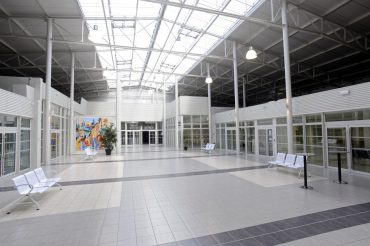 Centre René d'Anjou, Baugé, Lionel Vié et Associés