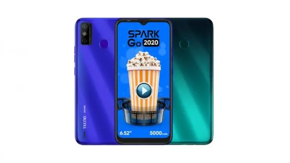 How much is Tecno Spark Go 2020? The Tecno Spark Go 2020 sells at a price of about $99 around the world making it cost about 38,000 Naira in Nigeria.