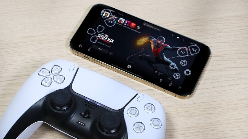 How to Connect PS5 DualSense Controller to your iPhone