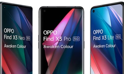 Oppo Find X3 series: Features, release date and expected price in Nigeria