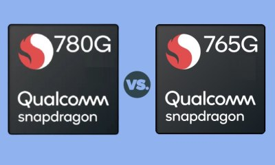 Snapdragon 780G vs Snapdragon 765G, find out the best mid-range 5G chipset