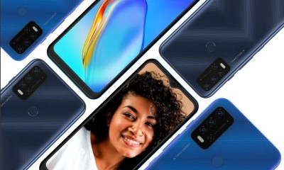 Gionee P15 Pro Price in Nigeria & Specifications