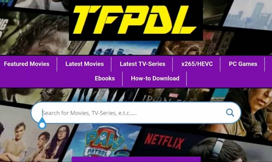 Best sites like TFPDL to download free movies and TV series