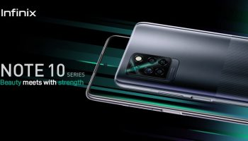 Infinix Note 10 Series price in Nigeria: Note 10 & Note 10 Pro specs, review, and price