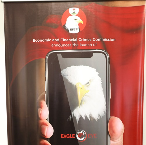 EFCC Launches App, Eagle Eye, For Online Reporting Of Economic Crimes In Nigeria. Latest tech news in Nigeria on A3 Techworld.