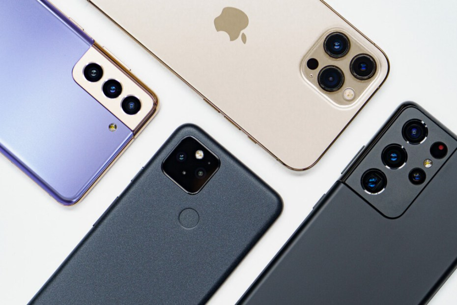 Top 5 Most Selling Mobile Phones In The US 2021