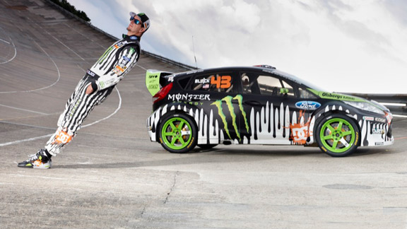 Ken Block's Gymkhana 4 was most shared viral video ad of 2011