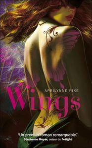Wings, N° 1 : par Aprilynne Pike
