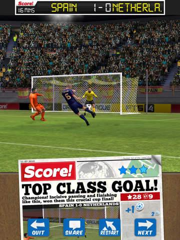 Score! World Goals Screenshot