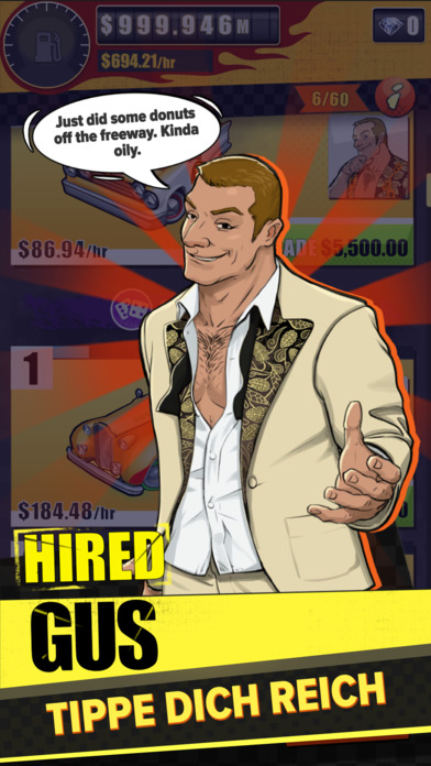 Crazy Taxi Gazillionaire Screenshot
